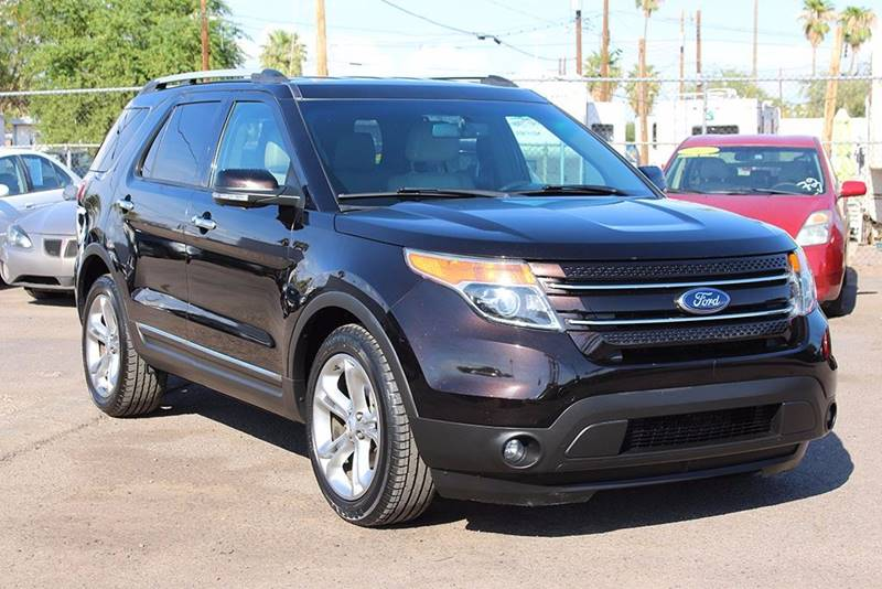 2013 FORD EXPLORER LIMITED 4DR SUV purple financing available all prices are subject to tax tit