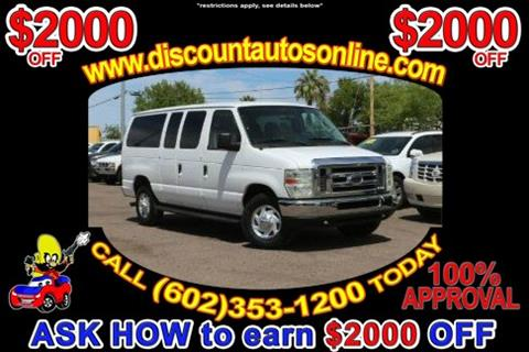 2009 Ford E-Series Wagon for sale in Phoenix, AZ