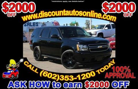 2008 Chevrolet Tahoe for sale in Phoenix, AZ