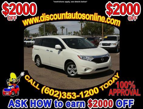 2015 Nissan Quest for sale in Phoenix, AZ