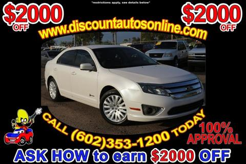 2011 Ford Fusion Hybrid for sale in Phoenix, AZ