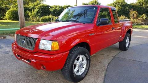 2002 Ford Ranger for sale in Memphis, TN