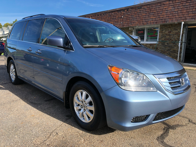 2009 Honda Odyssey for sale at Approved Motors in Dillonvale OH