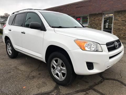 2009 Toyota RAV4 for sale at Approved Motors in Dillonvale OH