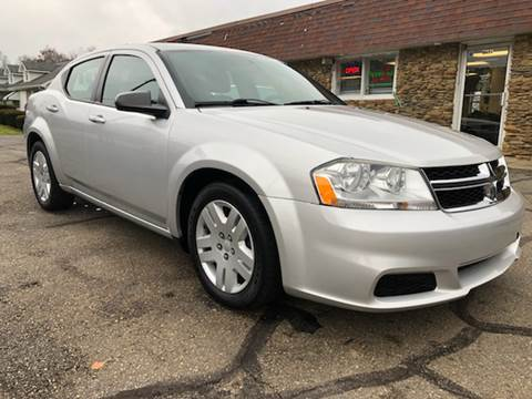 2012 Dodge Avenger for sale at Approved Motors in Dillonvale OH