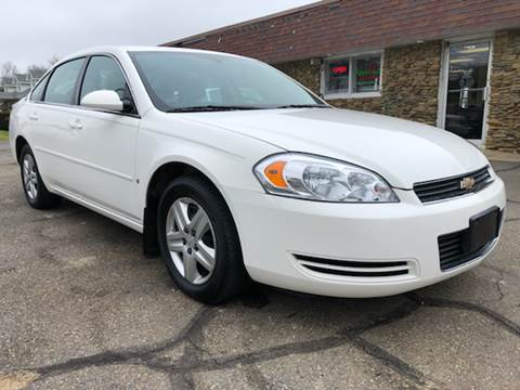 2006 Chevrolet Impala for sale at Approved Motors in Dillonvale OH