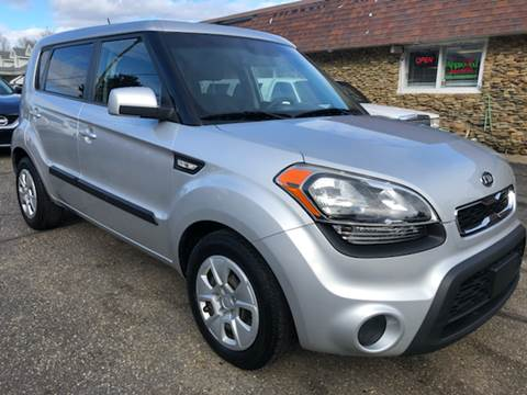 2012 Kia Soul for sale at Approved Motors in Dillonvale OH