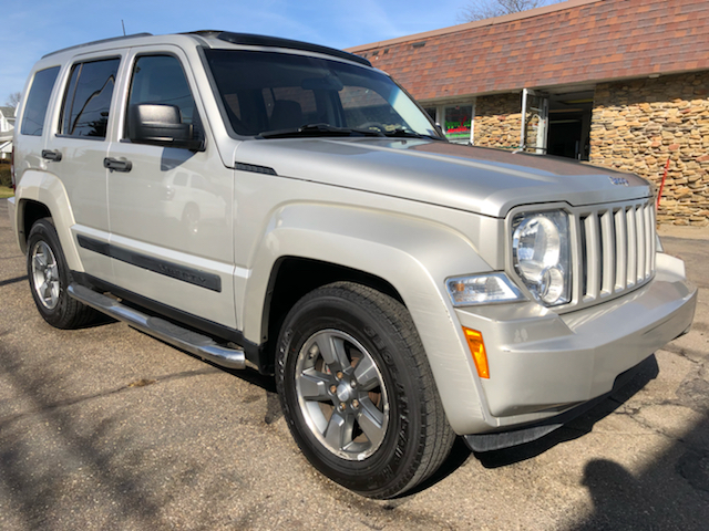 2008 Jeep Liberty for sale at Approved Motors in Dillonvale OH