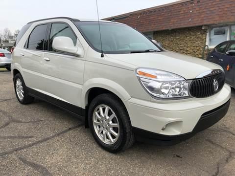 2007 Buick Rendezvous for sale at Approved Motors in Dillonvale OH