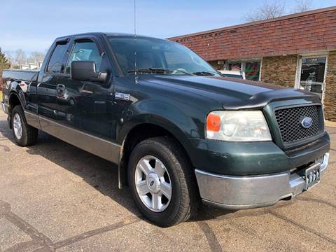 2004 Ford F-150 for sale at Approved Motors in Dillonvale OH