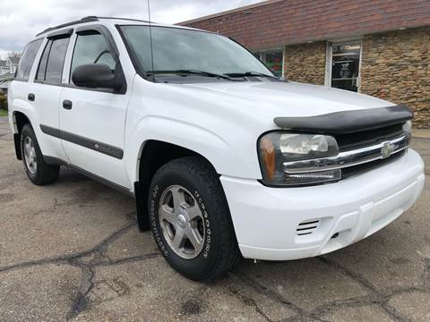2004 Chevrolet TrailBlazer for sale at Approved Motors in Dillonvale OH