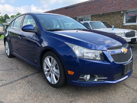 2012 Chevrolet Cruze for sale at Approved Motors in Dillonvale OH
