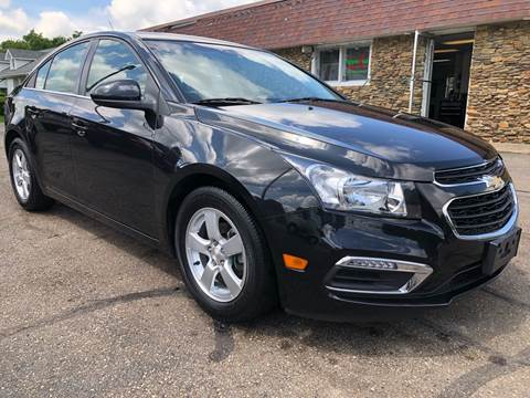 2015 Chevrolet Cruze for sale at Approved Motors in Dillonvale OH