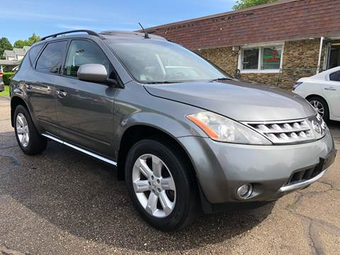 2006 Nissan Murano for sale at Approved Motors in Dillonvale OH