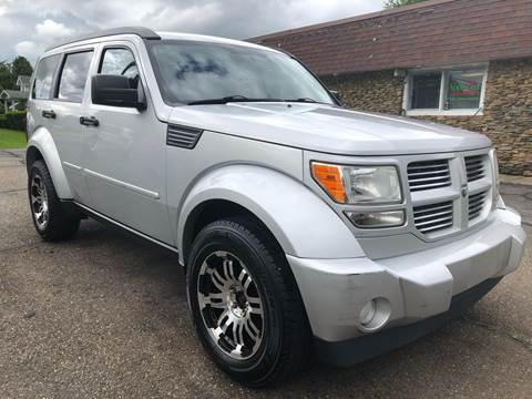 2011 Dodge Nitro for sale at Approved Motors in Dillonvale OH