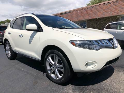 2009 Nissan Murano for sale at Approved Motors in Dillonvale OH