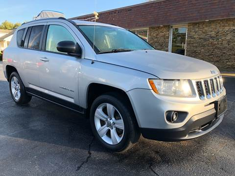 2011 Jeep Compass for sale at Approved Motors in Dillonvale OH