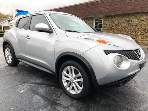 2011 Nissan JUKE for sale at Approved Motors in Dillonvale OH