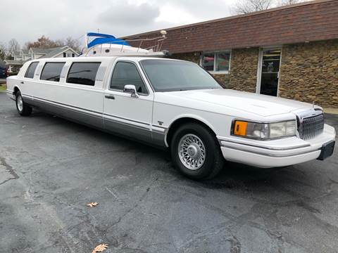 1994 Lincoln Town Car for sale in Dillonvale, OH