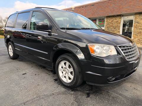 2010 Chrysler Town and Country for sale at Approved Motors in Dillonvale OH