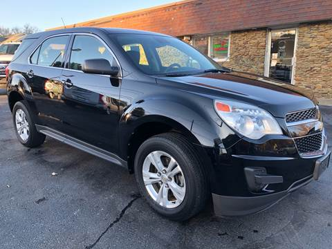 2012 Chevrolet Equinox for sale at Approved Motors in Dillonvale OH