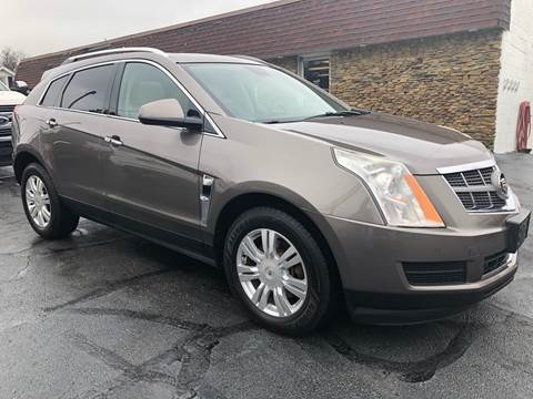 2011 Cadillac SRX for sale at Approved Motors in Dillonvale OH