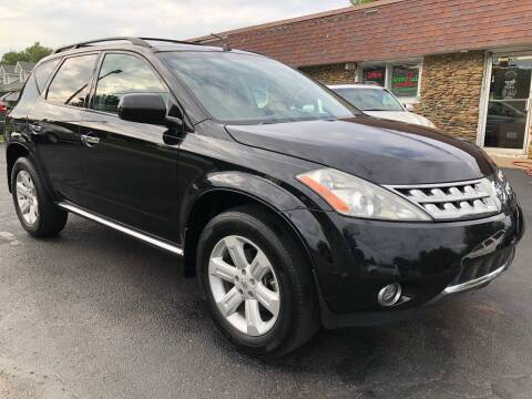 2007 Nissan Murano for sale at Approved Motors in Dillonvale OH