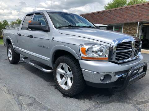 2006 Dodge Ram Pickup 1500 for sale at Approved Motors in Dillonvale OH