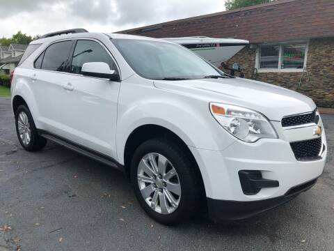 2010 Chevrolet Equinox for sale at Approved Motors in Dillonvale OH