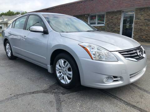 2011 Nissan Altima for sale at Approved Motors in Dillonvale OH