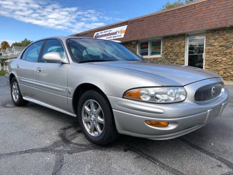 2004 Buick LeSabre for sale at Approved Motors in Dillonvale OH