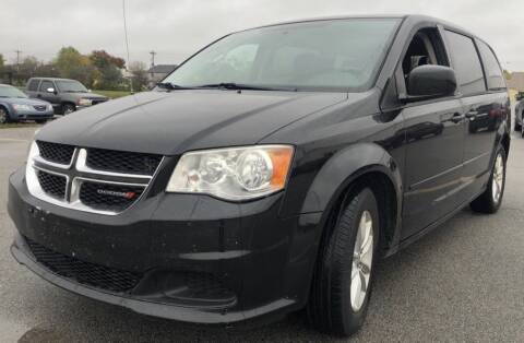 2013 Dodge Grand Caravan for sale at Approved Motors in Dillonvale OH