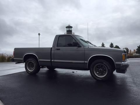 1992 GMC Sonoma for sale in Kennewick, WA