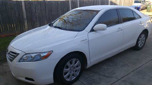 2007 Toyota Camry Hybrid for sale in Garland, TX