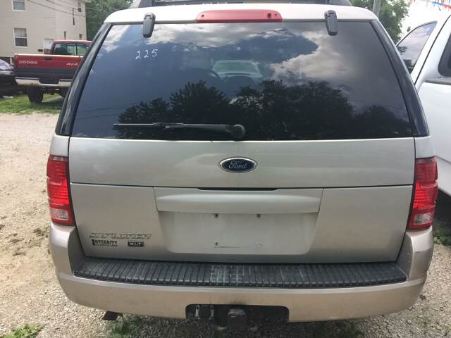 2004 Ford Explorer 4dr XLT 4WD SUV - Fort Wayne IN