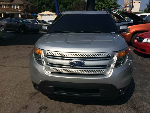 2012 Ford Explorer AWD Limited 4dr SUV - Fort Wayne IN