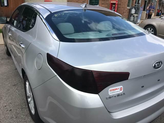 2013 Kia Optima LX 4dr Sedan - Fort Wayne IN