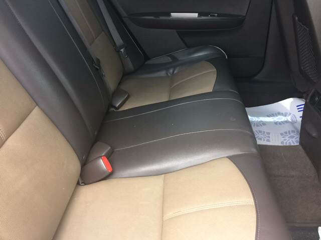2009 Chevrolet Malibu LTZ 4dr Sedan - Fort Wayne IN
