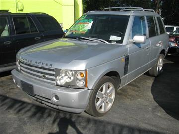 2004 Land Rover Range Rover for sale in Fort Wayne, IN