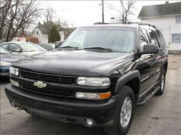 2003 Chevrolet Tahoe for sale in Fort Wayne, IN