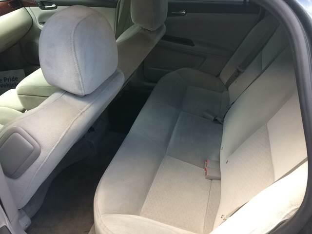 2011 Chevrolet Impala LT 4dr Sedan - Fort Wayne IN