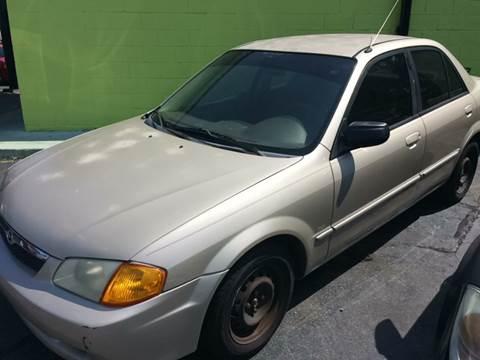 2000 Mazda Protege for sale in Fort Wayne, IN