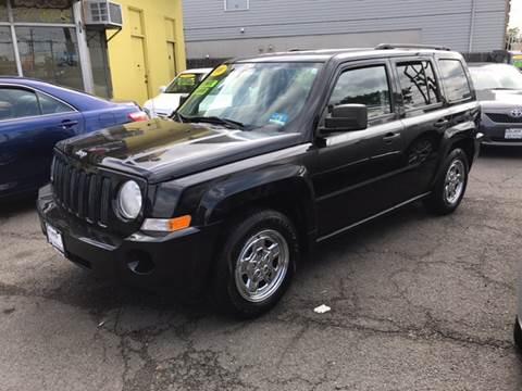 2008 Jeep Patriot for sale in Elizabeth, NJ