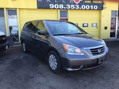 2010 Honda Odyssey for sale in Elizabeth, NJ