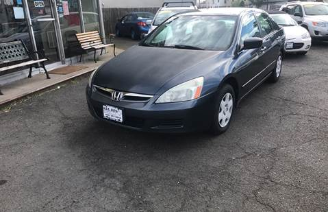 2006 Honda Accord for sale in Elizabeth, NJ