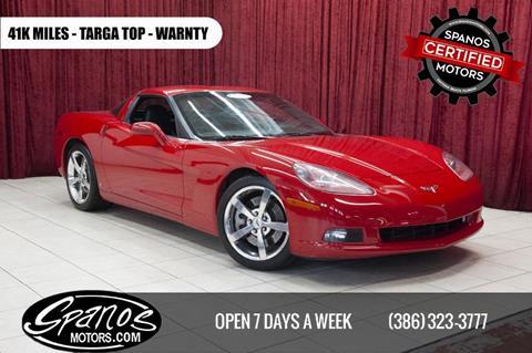 2008 Corvette For Sale >> Used 2008 Chevrolet Corvette For Sale Carsforsale Com