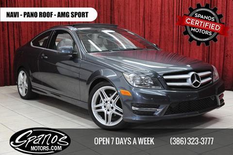 2013 Mercedes-Benz C-Class for sale in Daytona Beach, FL