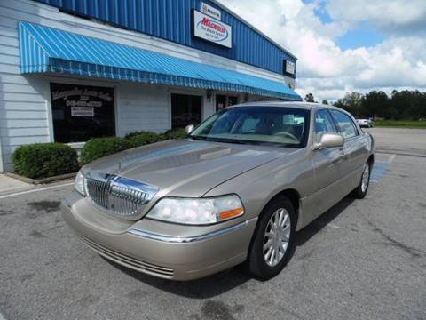 2006 Lincoln Town Car for sale in Loris, SC