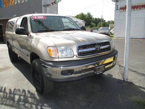 2002 Toyota Tundra for sale in Massillon, OH
