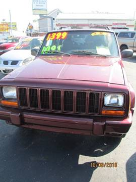 2001 Jeep Cherokee for sale in Massillon, OH